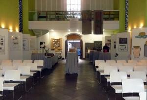 Ausstellung von 28 Entwürfen vom 1. - 17.11.2009